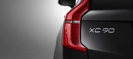 """""""Volvo"""" modelių gamoje liks skaičiai 40, 60 ir 90"""