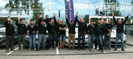 Varžybose Ryga – Paryžius lietuviai bandys pagerinti ekonomiško vairavimo rekordą