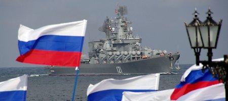 Gražuolis Krymas virsta grėsmę pasauliui keliančia gigantiška Rusijos karine baze