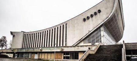 Vyriausybė savo žinion planuoja perimti Vilniaus koncertų ir sporto rūmus