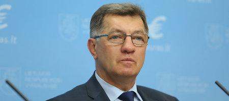 Algirdas Butkevičius: dėl laiko keitimo ateityje reikia diskutuoti