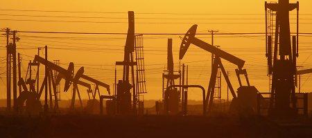 Azijoje naftos kainos juda skirtingomis kryptimis