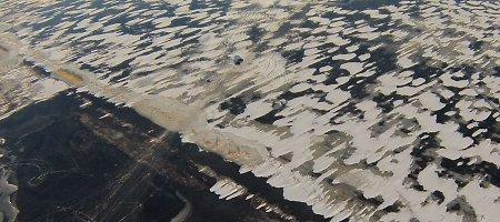 Potvynio zonos gyventojams – tik viena amfibija