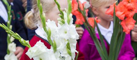 Rugsėjo 1-ąją Vilniaus rajono mokykloje tėvai pasigedo lietuvių kalbos