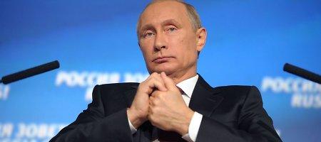 Vladimirui Putinui dirba talentingiausi pasaulyje programišiai
