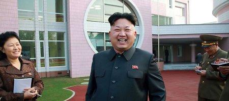 Kim Jong Unas įsakė sukurti oro uostą, kuris atspindėtų stalinistų ideologiją