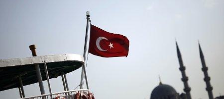 JAV ne tik padėjo Turkijai, bet ir šnipinėjo ją