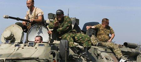 Per mūšius Ukrainoje žuvo tūkstančiai Rusijos karių