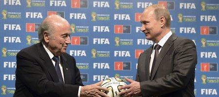 FIFA farsas – tragikomiškos tiesos paieškos