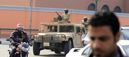 Egipte – kruvinas Arabų pavasario revoliucijos metinių minėjimas