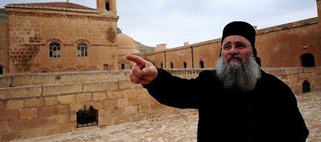 Turkijoje krikščionių bendruomenės kovoja dėl išlikimo