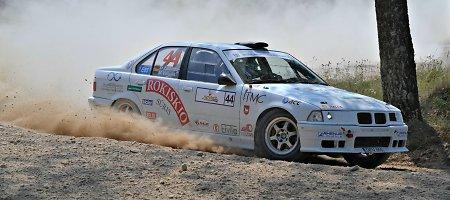 """Giedrius Firantas apie """"Halls Winter Rally"""": sezoną norėčiau pradėti sėkmingu finišu"""