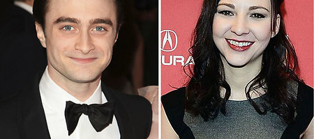 Naujoji Danielio Radcliffe'o meilė – kolegė Erin Darke