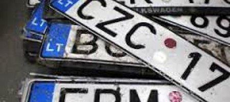 """Skaitytojas: dėl draudikų kaltės """"Regitra"""" panaikino mano automobilio registraciją"""