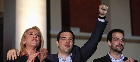Ramūnas Vilpišauskas: darydama nuolaidas Graikijai ES gali padėti kitoms kraštutinėms partijoms