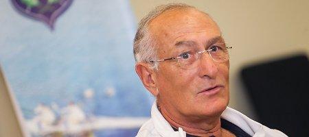 Lietuvos irkluotojams padedantis Gianni Postiglione atsispyrė daug turtingesnių šalių vilionėms