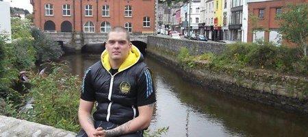 Šiaurės Airijoje pusę paros kankinęs ir prievartavęs lietuvę Darius Porcikas sėdo ilgam