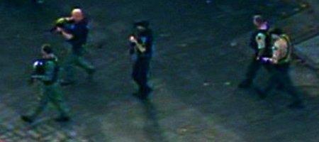 Drama Vašingtono mokykloje: šaulys kulkomis suvarpė savo draugus, paskui ginklą nukreipė į save