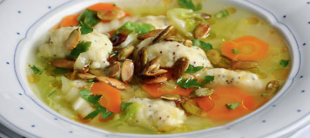 Ji24.lt vakarienės pasiūlymas – daržovių sriuba