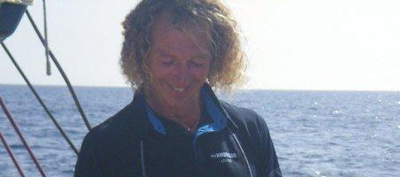 """""""Ambersail"""" kapitonas Linas Inavauskas apdovanotas per jachtų varžybas"""