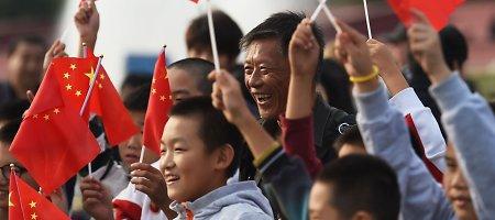 Kinijai baimę kelia ne tik Honkongo studentų protestai, bet ir uigūrų separatizmas