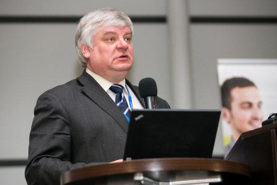 Andriaus Ufarto/BFL nuotr./Švietimo ir mokslo viceministras Rimantas Vaitkus