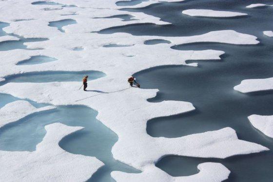 """""""Reuters""""/""""Scanpix"""" nuotr./Arkties vandenynas"""