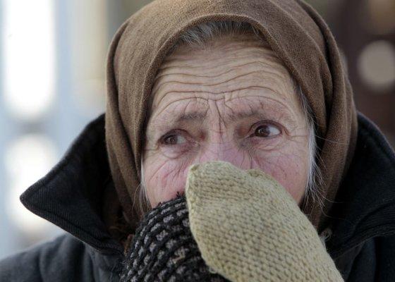 """""""Reuters""""/""""Scanpix"""" nuotr./Šaltis kausto Ukrainą ir Rusiją"""