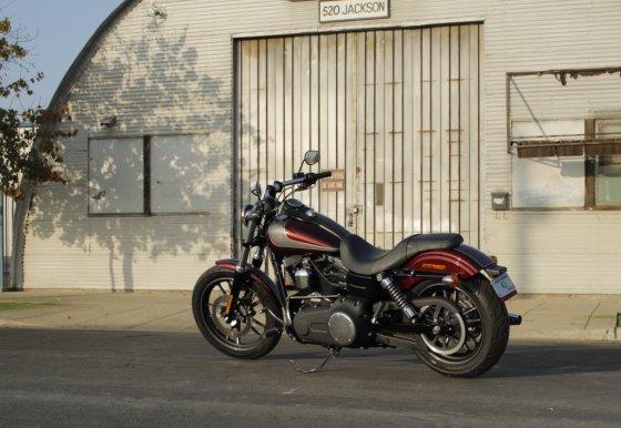 "Gamintojo nuotr./""Harley-Davidson Street Bob Special Edition"""