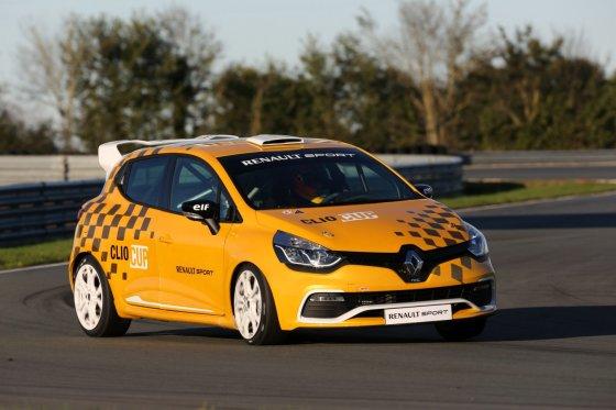 """Komandos nuotr./""""Renault Clio Cup"""""""