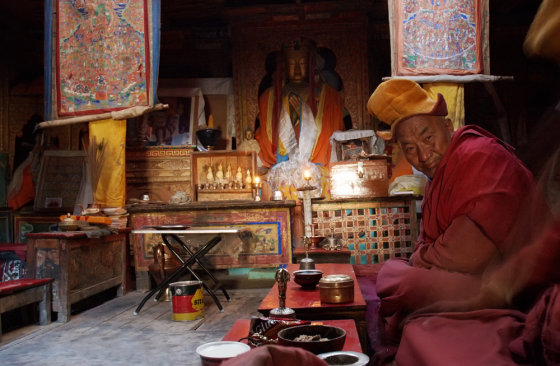 """Shuterstock"" nuotr./Tibeto vienuolis"