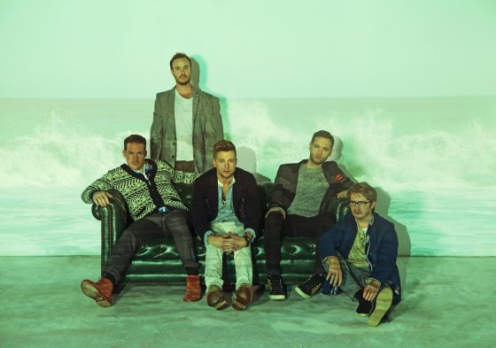 "Organizatorių nuotr./ ""OneRepublic"""