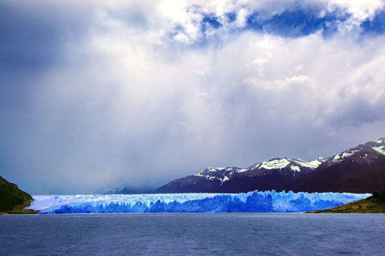 123rf.com nuotr./Ledynas Patagonijoje
