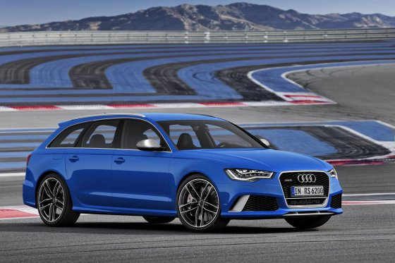 """Audi"" nuotr./""Audi RS6"""