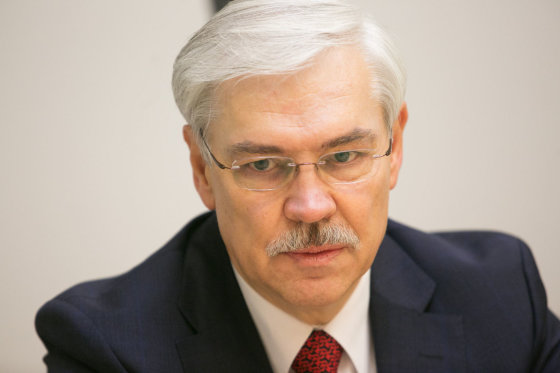 Juliaus Kalinsko/15min.lt nuotr./Zigmantas Balčytis