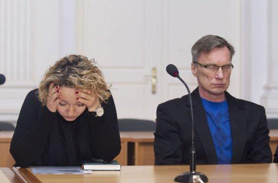 Irmanto Gelūno/15min.lt nuotr./Eglė Barauskaitė ir Raimundas Ivanauskas