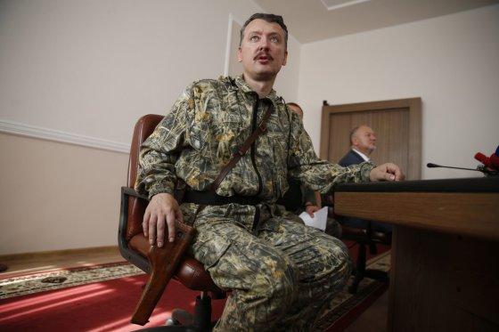 """""""Reuters""""/""""Scanpix"""" nuotr./Igoris Strelkovas-Girkinas"""