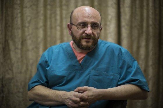 """""""Scanpix""""/AP nuotr./Gydytojas Semionas Galperinas"""