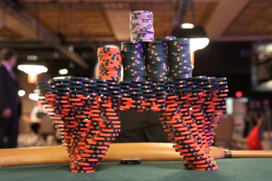 wsop.com nuotr./WSOP šventės žetonai