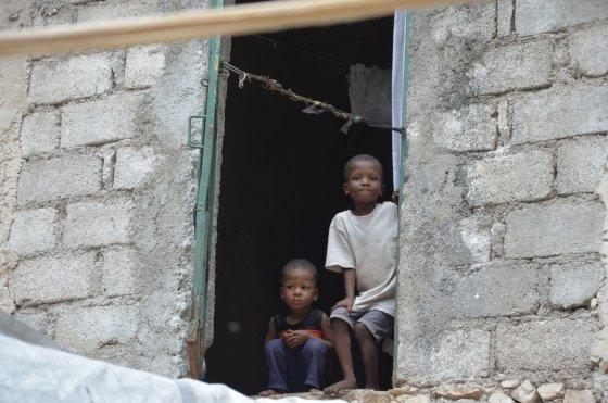 UNICEF nuotr./UNICEF misija Haityje