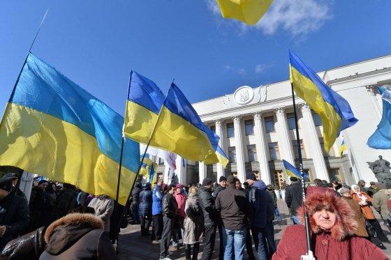 """AFP/""""Scanpix"""" nuotr./A.Nowakas kritikuoja Lenkijos požiūrį į Ukrainą ir ukrainiečius"""