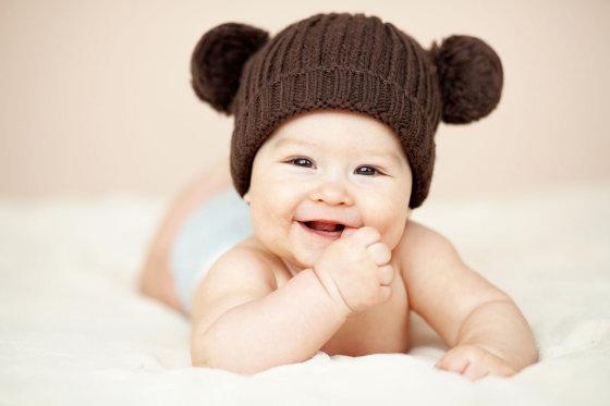 123rf.com nuotr./Vaikas su kepure