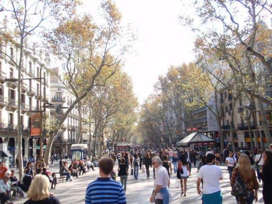 Karinos Ziminaitės/15min.lt nuotr./Barselona. Tęsinys
