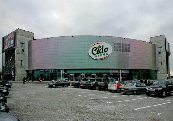 Šarūno Mažeikos/BFL nuotr./Panevėžio miestas turi puikią areną, tačiau neturi tinkamų viešbučių.