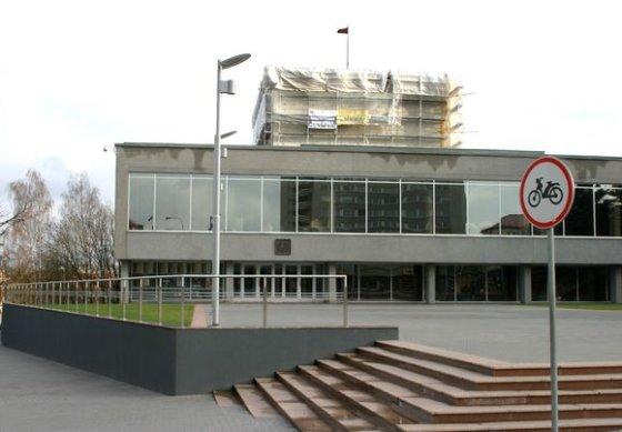 BFL nuotr./Panevėžio J.Miltinio dramos teatras