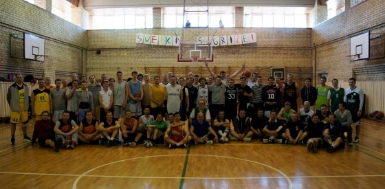 """2014 m. ,,Antakalnio vidurinę mokyklą baigusiųjų 3x3 krepšinio turnyras"""""""