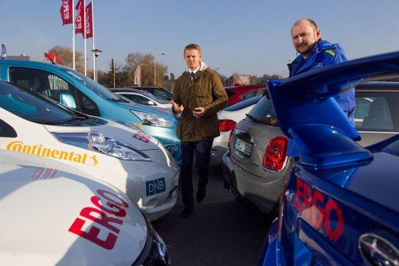 "Irmanto Gelūno/15min.lt nuotr./""Lietuvos Metų automobilio 2015"" konkurso pradžia"