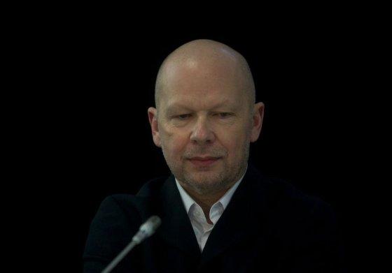 Irmanto Gelūno/15min.lt nuotr./Rolandas Palekas, architektas