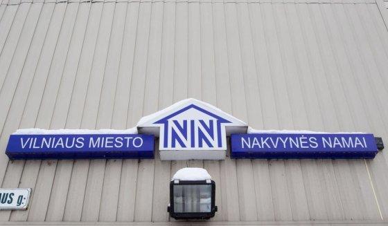 Irmanto Gelūno/15min.lt nuotr./Vilniaus nakvynės namų filialas A.Kojelavičiaus gatvėje.