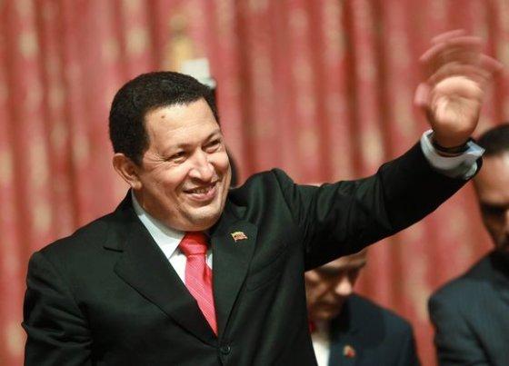 """Scanpix"" nuotr./Hugo Chavezas"